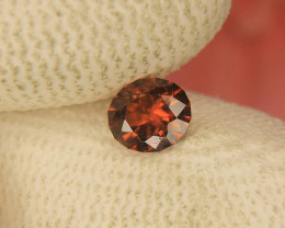 Rare Earth Mineral Bastnasite Gemstone Cut by Master Cutter