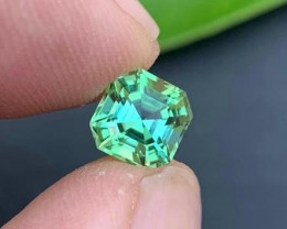 Loupe Clean 2.25 Ct Natural Mint Green Tourmaline