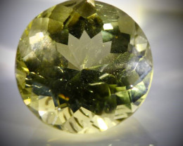 Congo Citrine 11.62ct Natural Untreated