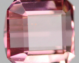 1.36 CT Padparadscha Color!! Excellent cut Mozambique Tourmaline -PTA333