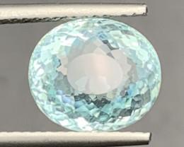 Paraiba 3.91 CT Natural color  Paraiba Tourmaline Gemstone