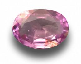 Natural  Unheated Pink Sapphire|Loose Gemstone|New| Sri Lanka