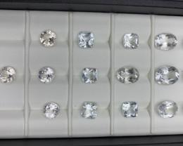 29.52 CT Topaz Gemstones Parcel