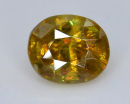 Top Fire 0.85 ct Natural Sphene