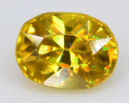 Top Fire 0.45 ct Natural Sphene