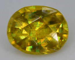 Top Fire 0.80 ct Natural Sphene