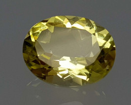 2.59Crt Lemon Quartz Natural Gemstones JI52