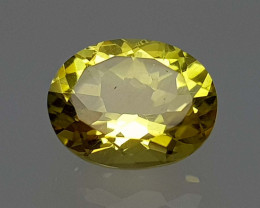 2.65Crt Lemon Quartz Natural Gemstones JI52
