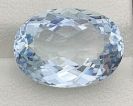 7.90 CT Aquamarine Gemstones