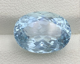 5.95 CT Aquamarine Gemstones