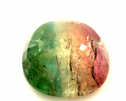 Watermelon Tourmaline 9.15ct Natural Untreated