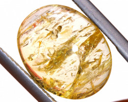 7.55 CTS GOLDEN TOPAZ  CABOCHON   TBM-2234