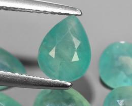 5.50 Cts World's Rarest Gem  Natural Green Grandidierite Wonderful!