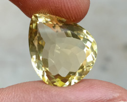 14CT LEMON QUARTZ Top Quality Gemstone Natural Untreated VA2516