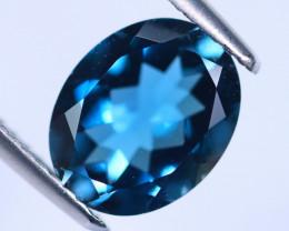 2.76cts Natural LONDON-BLUE Colour Topaz / MA476