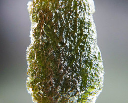 Large Moldavite direct from miner CERTIFIED