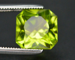 Top Color 3.15 Ct Natural Himalayan Peridot