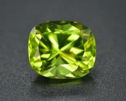 Top Color 4.65 Ct Natural Himalayan Peridot