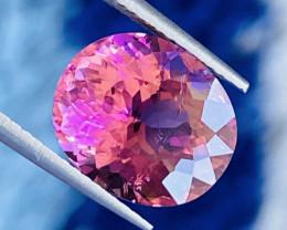 5.73 ct Hot pinkTourmaline Gemstone
