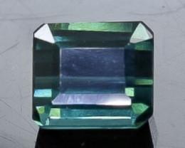 1.53 Crt Tourmaline  Faceted Gemstone (Rk-75)