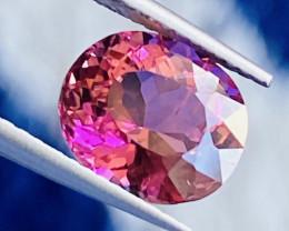 3.11 ct Hot pinkTourmaline Gemstone