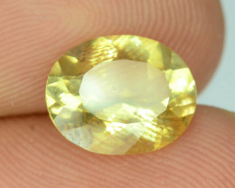 Top Grade 1.90 ct Natural Heliodor ~Yellow ~ K