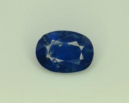 0.90 Carat Extremely Rarest Blue Motif Color Afghanite Gemstone From Afghan