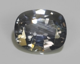 1.60 CTS ~MAGNIFICENT NATURAL FANCY RARE COLOR GRAY SPINEL SRILANKA~