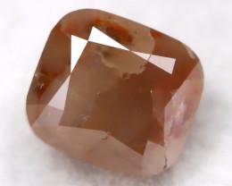 Reddish Grey 0.40Ct Natural Untreated Fancy Diamond BM0245