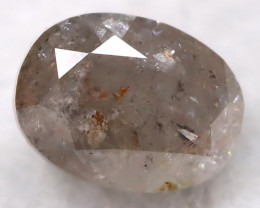 Grey 0.28Ct Natural Untreated Fancy Diamond BM0255
