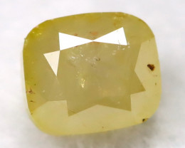 Yellow 0.22Ct Natural Untreated Fancy Diamond BM0261