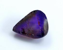 20.55 CT Natural - Unheated Purple Amethyst Preform