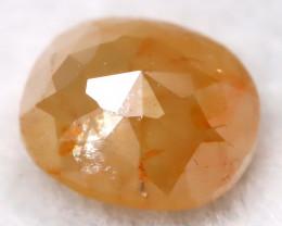 Orange 0.35Ct Natural Untreated Fancy Diamond BM0266