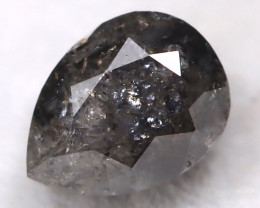 Salt and Pepper 0.24Ct Natural Untreated Fancy Diamond BM0271