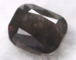 Metalic Grey 0.13Ct Natural Untreated Fancy Diamond BM0287