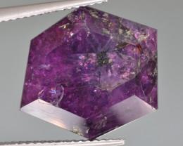 Natural Trapiche Sapphire 14.70  Cts from Kashmir, Pakistan