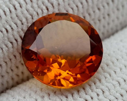 2.49CT MADEIRA CITRINE  BEST QUALITY GEMSTONE IIGC003