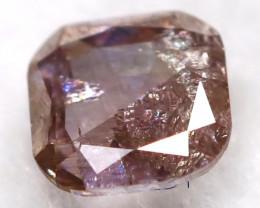 Purple 0.13Ct Natural Untreated Fancy Diamond BM0483