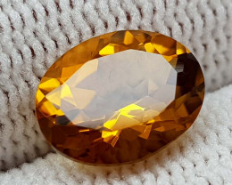 2CT MADEIRA CITRINE  BEST QUALITY GEMSTONE IIGC003