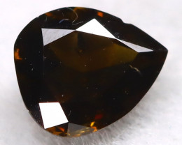 Cognac 0.21Ct Natural Untreated Fancy Diamond BM0485