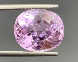8.11 Carat Kunzite Gemstones