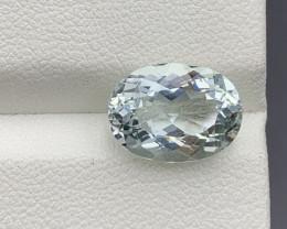 4.04 Carats Aquamarine Gemstones