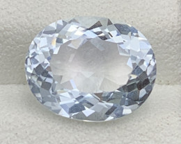 3.37 Carats Aquamarine Gemstones