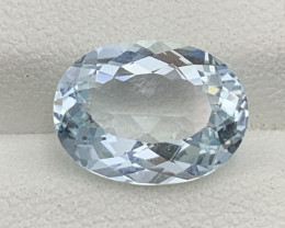 3.36 Carats Aquamarine Gemstones