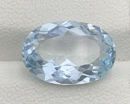 4.30 Carats Aquamarine Gemstones