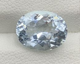 3.13 Carats Aquamarine Gemstones