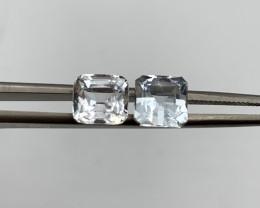 3.55 Cts Natural Aquamarine Gemstone