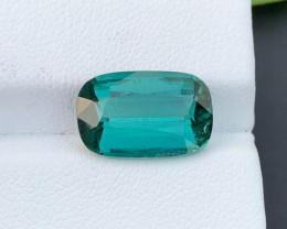 5.80 ct Indicolite Natural Tourmaline~Afghanistan