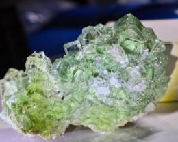Green Fluorite  10 by 7 * 8cm