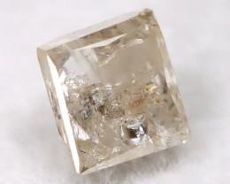 0.28Ct Natural Princess Cut Untreated Fancy Diamond BM0520